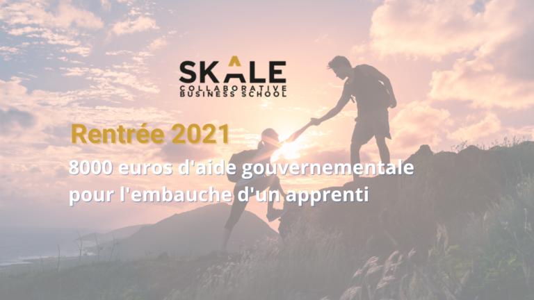 Embauche apprenti 2021 aides gouvernement